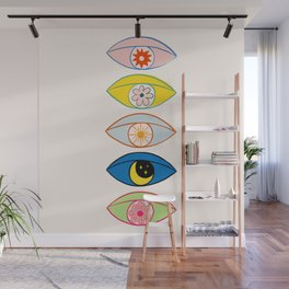 Foresight Wall Mural
