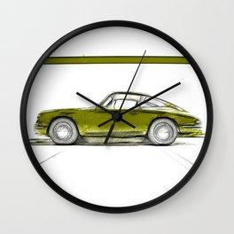 Porsche 911 / IV Wall Clock