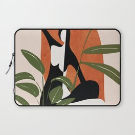 Abstract Female Figure 20 Laptop Sleeve