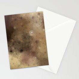 Surface of the moon ....  (A7 B0174) Stationery Cards