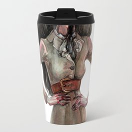 DARLING, I FALL TO PIECES WHEN I'M WITH YOU Travel Mug
