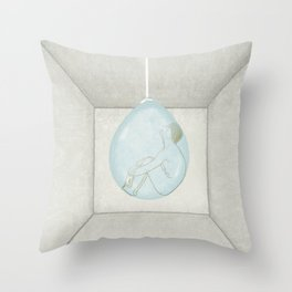 amechanic point Throw Pillow
