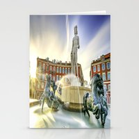 apollo Stationery Cards featuring Oh Apollo! by ExperienceTheFrenchRiviera