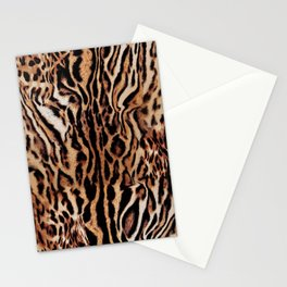 Tiger Power Stationery Cards