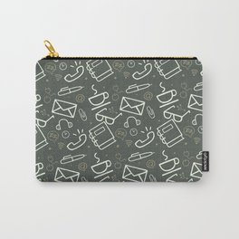 Work Mode (Olive) Carry-All Pouch