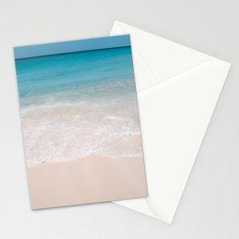 Caribbean Ocean Beauty Dream #1 #tropical #beach #wall #decor #art #society6 Stationery Cards