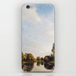 Lake Sacajawea iPhone Skin