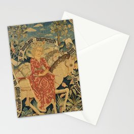 Two Scenes from Der Busant Stationery Cards