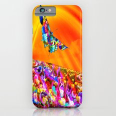Spring Butterfly Slim Case iPhone 6s