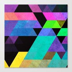 blykk slypp Canvas Print