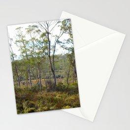 Mountain bush 2 Stationery Cards