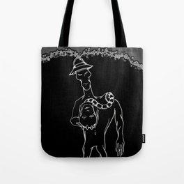 Self-Sacrifice Tote Bag