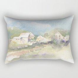 Long Ago Rectangular Pillow