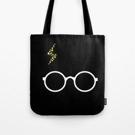 Harry - Black Tote Bag