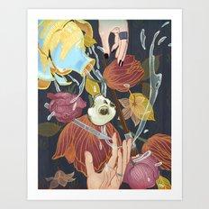 MEMENTO MORI #1 Art Print