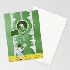 Please Knock Stationery Cards