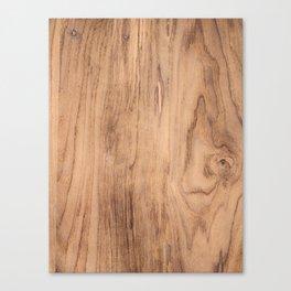 Wood Grain #575 Canvas Print