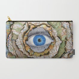 Seeing Through Illusions  Carry-All Pouch