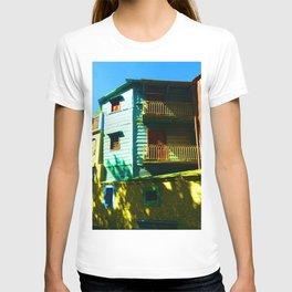 Mellow Yellow, La Boca, Buenos Aires T-shirt