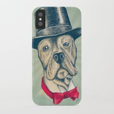 I'm too SASSY for my hat! Slim Case iPhone X