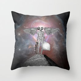 Shop Now for the Father of Lies Throw Pillow