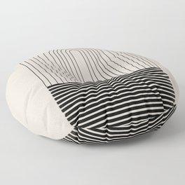 Arch Shape Floor Pillow