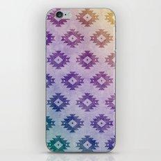 Aztec Pattern 06 iPhone & iPod Skin