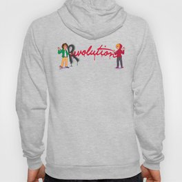 Revolution With A Captial R Hoody