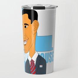 Obama Elections 2012 Travel Mug