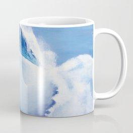 Ocean Wave Painting Coffee Mug