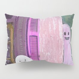 ghost house Pillow Sham