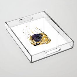 Die with Dream Acrylic Tray