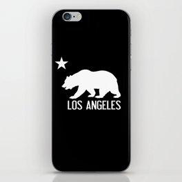 Los Angeles and California Bear iPhone Skin