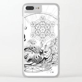 Seraphim Ninefold Ardour Clear iPhone Case