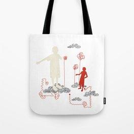 vince Tote Bag