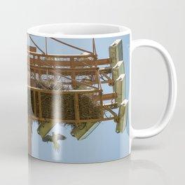 Stadium Light Parrot Nest Coffee Mug