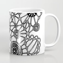 Gears n Wheels Coffee Mug