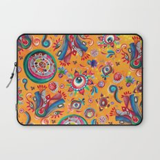 Eyes Laptop Sleeve