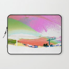 Psychedelic Dawn Laptop Sleeve