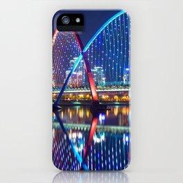 Magnificent Expo Bridge At Gap River Daejeon South Korea Asia Ultra HD iPhone Case
