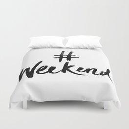 Weekend Duvet Cover