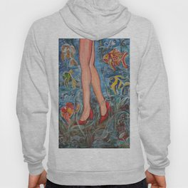There are many fish in the sea Hoody