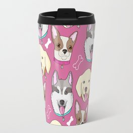 Doggos Travel Mug