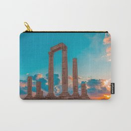Hercules Temple Carry-All Pouch