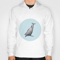 dolphin Hoodies featuring Dolphin by Design Windmill