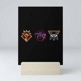 Specializations Mini Art Print