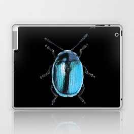 Insecte blue métal colors fashion Jacob's Paris Laptop & iPad Skin