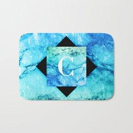 C - Monogram Vivids Bath Mat