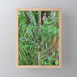 Subtle Repose Framed Mini Art Print