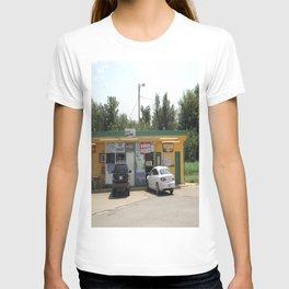 Smokey's Jumbo Burgers T-shirt